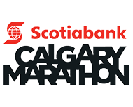 Scotiabank Calgary Marathon Logo | Zyris Customer