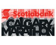 Scotiabank Calgary Marathon Logo | Zyris Customer