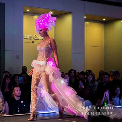 Makefashion Gala 2016 Wearable Technology and Fashion. Photo Credit McDonald Photography