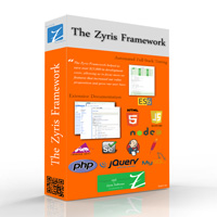 The Zyris Framework | Custom Software Authoring Framework by Zyris