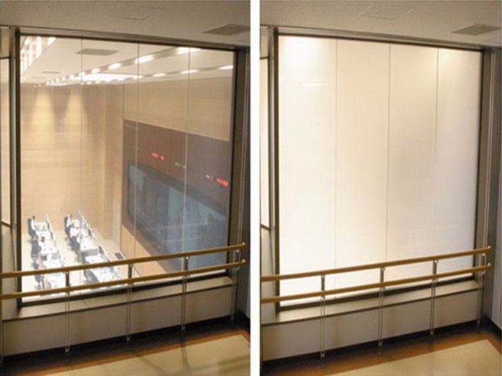 Electrochromic Glass