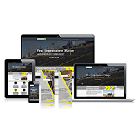 Platinum Ground Works. A Premium Mail Marketing Solution.